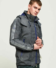 NEW Men's SUPERDRY Technical Camo SD-Windsprinter 360 Jacket Hooded Size-S-M