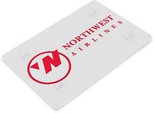 Northwest Airlines Sign, Airport Hangar, Retro Commercial Aviation Tin Sign C621