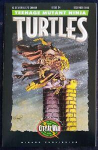 Teenage Mutant Ninja Turtles (1st Series) #54 1st Print NM 1st Full Karai
