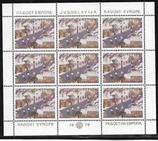 Elizabeth II (1952-Now) Art, Artists Decimal European Stamps