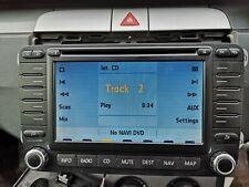 GENUINE VW PASSAT GOLF  TOURAN - CD RADIO NAVIGATION  UNIT - 1K0035198B