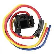 2 x H4 3 Pin Headlight Replacement Repair Bulb Holder Connector Plug Socket
