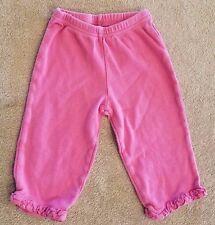 ADORABLE! CARTER'S 6-12 MONTH PINK PANTS/ LEGGINGS
