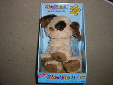 Brand New Webkinz Jr Puppy Unused Tag For Kids Ages 3 - 6 Pre-Schoolers