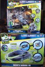 Ben Ten Bens Mark 10 ultimate alien vehicle motorcycle