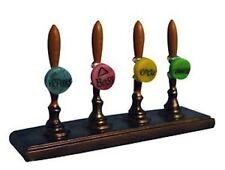 Beer Pumps, Dolls House Miniature, Pub, Bar, Public establishment , Drink