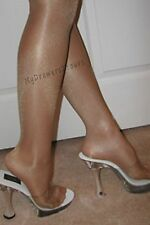 2 Pair PEAVEY HIGH GLOSS TIGHTS 40 Denier STW ST Compresion Hosiery A B C D Q