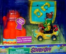 """Scooby Doo Full Function Radio Remote Control 3"""" Scooby Bone Charger car New"""