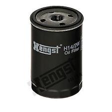 Hengst H14/2W Oil Filter AS GOOD AS MANN W719/5