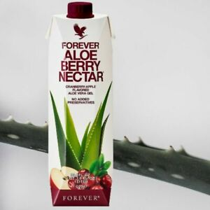 Forever Living  90.7% Pure Aloe Berry Nectar 1L Promotes A Healthy Immune System