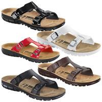 Birkenstock Sofia Birko-Flor Weichbettung Schuhe Damen Professional Sandale