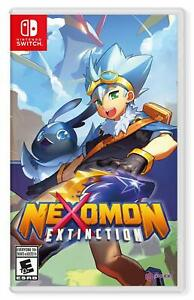 Nexomon Extinction - Nintendo Switch [Region Free Role-Playing, Adventure] NEW