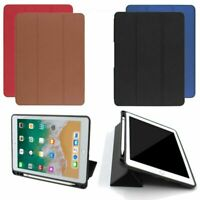"Smart Stand Pencil Case Cover  for New iPad Pro Air 10.5"" 12.9'' Sleep/Wake AU"