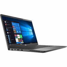 """DELL LATITUDE 7400 Laptop I7 8665u 16GB CORE 256GB SSD 14.1"""" Hd"""