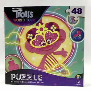 Trolls World Tour Poppy 48 Piece Jigsaw Puzzle