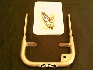 AC RACING ALUMINUM REAR GRAB BAR HONDA ATC250R ATC 250R 1985-1986
