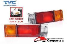 Pair LH+RH Tail Light For Nissan Navara 01~17 / Patrol 99~17 TRAY or Cab Chassis