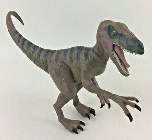 Dinosaur Velociraptor Action Figure Prehistoric Posable Realistic Toy Hasbro