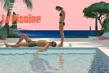 La Piscine Plakat Pink Variant 200 Only ScreenPrint Laurent Durieux MONDO Artist