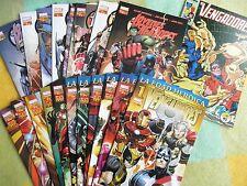 Lote de comics de Los Vengadores (19 comics)