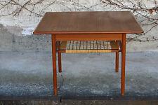 Trioh Teak Couchtisch Coffeetable Made in Denmark