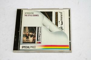 Introducing The Style Council   Audio CD