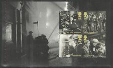 (BA3) GB QEII Stamps BRITAIN ALONE Prestige Booklet Pane ex DX51 2010