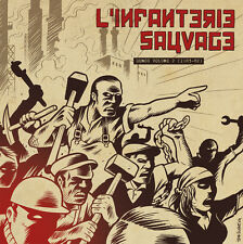 "L'INFANTERIE SAUVAGE ""Demos Volume 2 (1983-82)"" LP French Oi!/punk band Geno"