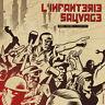 "L'INFANTERIE SAUVAGE ""Demos Volume 2 (1983-82)"" LP French Oi!/punk band Geno"