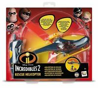 Disney The Avengers Incredibles 2 Rescue Helicopter Ages 3+ Toy Plane Fly Play