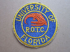 University Of Florida ROTC US Military Woven Cloth Patch Badge
