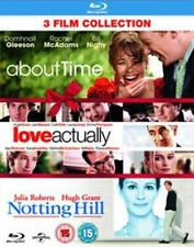 About Time / Love Actually / NOTTING HILL BLU-RAY NUEVO Blu-ray (8301530)