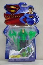 Superman Returns Kryptonite Armor Lex Luthor Mattel NIP 4+ 5 inch 2006 S203-6