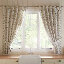 Country Tab Top Curtains & Pelmets