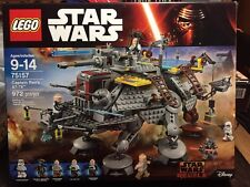 New 75157 LEGO Star Wars Captain Rex's AT-TE Sealed