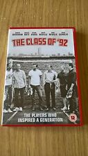 ORIGINAL R2 DVD - MANCHESTER UNITED CLASS OF '92 - MINT CONDITION
