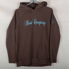 Best Company Womens Hoodie Hooded Top 592562 in Castagna Brown Small S