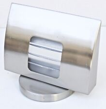 Stainless uplight wall sconce fixture Estilyz made in Spain