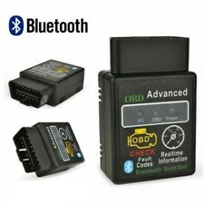 ELM327 HH OBD 2 OBD-II Advanced Bluetooth V2.1 Car Auto Diagnostic Scanner Tool