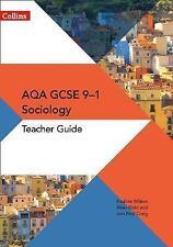 AQA GCSE 9-1 Sociology Teacher Guide (AQA GCSE (9-1) Sociology) by Pauline...