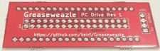 "Red Greaseweazle bare PCB - Adapter to "" Blue Pill "" SM32F - Rip Write floppy"