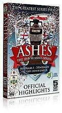 Ashes Series 2010/2011 The Official Highlights 5037899004654 DVD Region 2