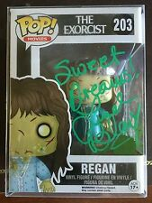 Exorcist Regan Funko Pop Auto