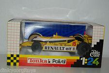 POLISTIL RENAULT FORMULA 1 RACING CAR MINT BOXED RARE SELTEN!