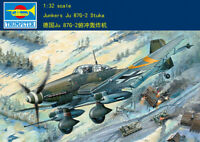 Trumpeter 1/32 03218 Junkers Ju 87G-2 Stuka   model kit ▲
