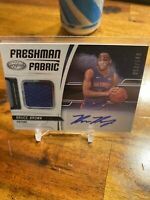 2018-19 Panini Certified Bruce Brown Auto Jersey RC 52/149 Detroit Pistons