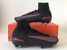 Nike MERCURIAL SUPERFLY V DF FG UK7.5 EUR42 US8.5 100% Autentico 831940 006 ACC