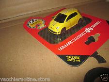 FIAT ABARTH 500 695 SS edizione limitata TRIBUTO FERRARI scala 1/64 MOTORAMA gia