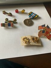 United States Military Medal and Ribbon Lot