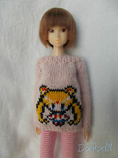 Sweater Sailor Moon available for momoko,pullip,fashion royalty, barbie, blythe